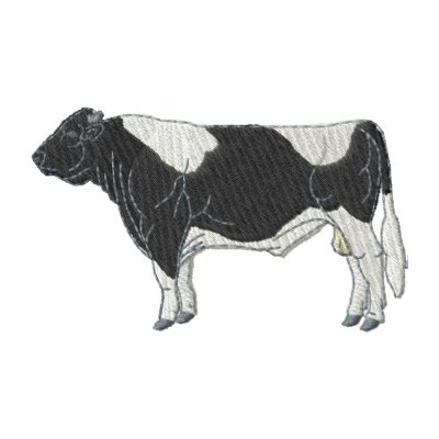 Holstein Bull Hoodie