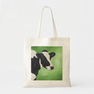 Holstein cow bag