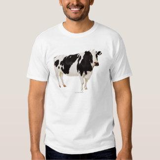 Holstein cow (Bos taurus) Tee Shirt