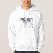 Holstein Cow Hoodie