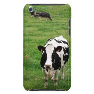 Holstein cow iPod touch case
