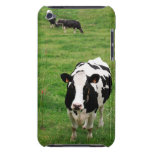 Holstein cow iPod touch cases