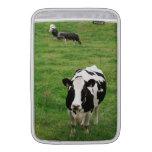 Holstein cow MacBook air sleeve