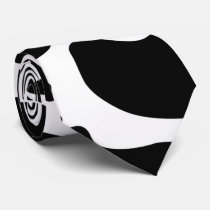 Holstein Cow Pattern Tie