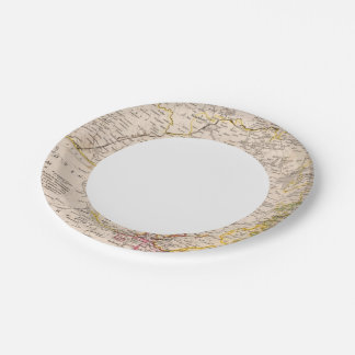 Holstein, Germany 2 Paper Plate