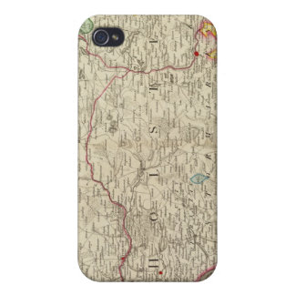 Holstein Germany Cases For iPhone 4