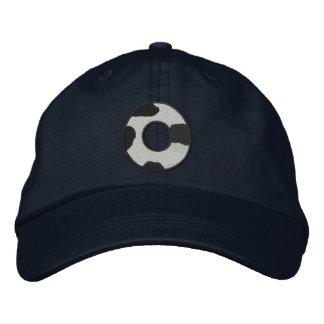 Holstein Letter O Embroidered Baseball Cap