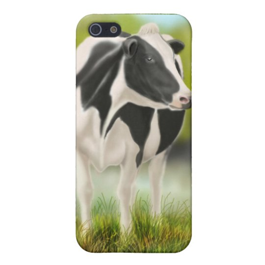 Holstein Milk Cow iPhone SE/5/5s Cover