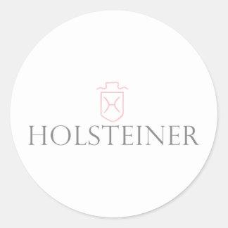 Holsteiner Classic Round Sticker