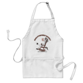Holsteiners Rock! Adult Apron