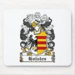 Holsten Family Crest Mouse Mat