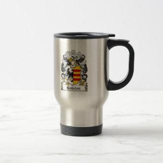 Holsten Family Crest Travel Mug