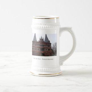 Holsten Gate -  Lubeck Germany Mug