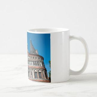 Holstentor in Lübeck Coffee Mugs