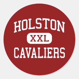 Holston - Cavaliers - High - Damascus Virginia Sticker