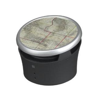 Holt's New Map, Wyoming Speaker