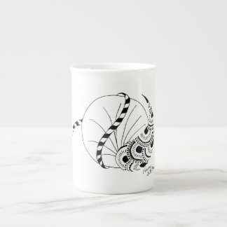 HoltZen Yin Yang Bone China Mug