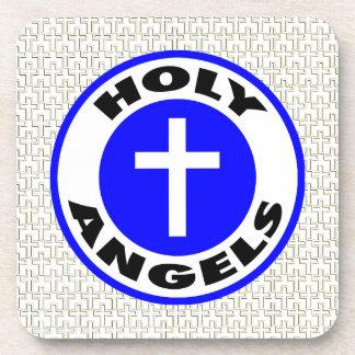 Holy Angels Beverage Coaster