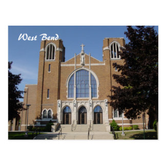 Holy Angels Church Postcards