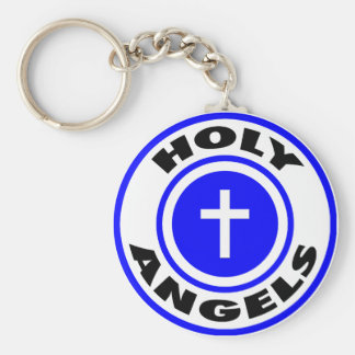 Holy Angels Keychain