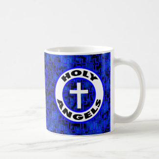 Holy Angels Classic White Coffee Mug
