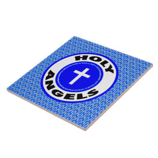 Holy Angels Ceramic Tiles