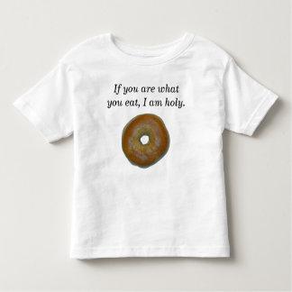 Holy Bagel apparel Toddler T-shirt