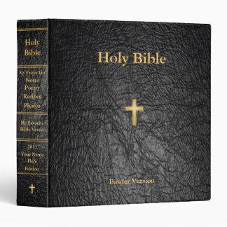Holy Bible Binder