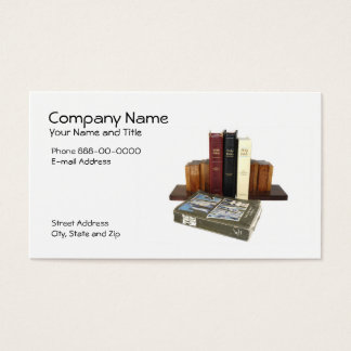 Holy Bible Business Card