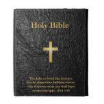 Holy Bible Case iPad Case