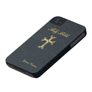Holy Bible Christian Themed iPhone 4 Case-Mate Case