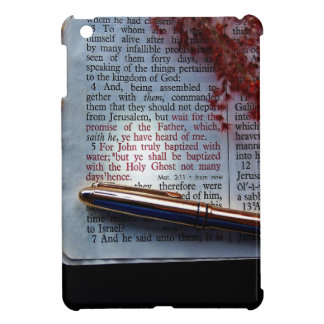Holy bible ministry case for the iPad mini