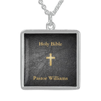 Holy Bible Necklace
