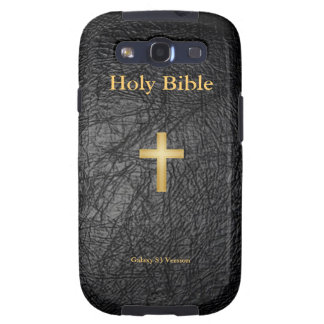 Holy Bible Phone Case Samsung Galaxy S3 Covers