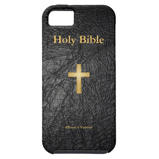 Holy Bible Phone Case