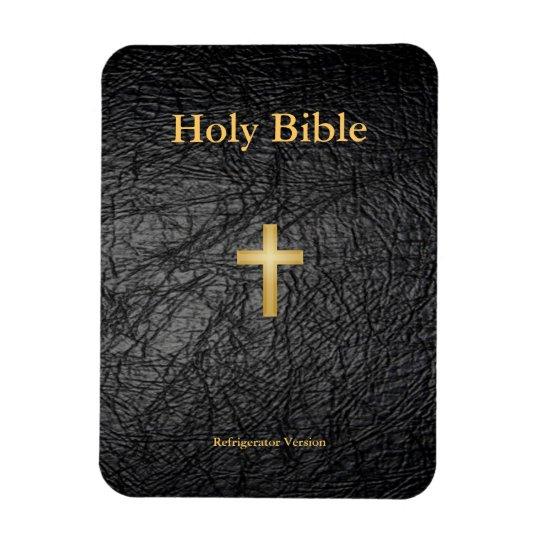 Holy Bible Refrig Magnet