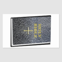 Holy Bible Stickers