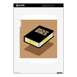 Holy Bible Vector iPad 2 Skins