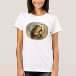 Holy Blessed Virgin Mary T-Shirt