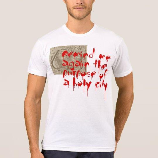 Holy Blood City T-shirt