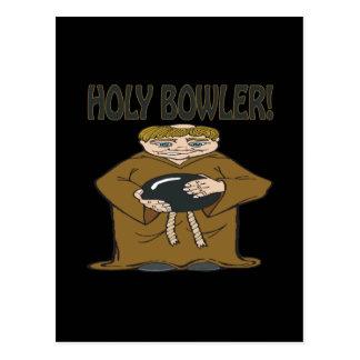 Holy Bowler Postcards