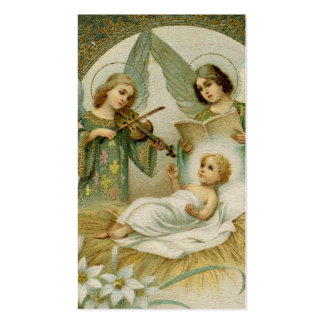 Holy Card (Quote): Gloria in Excelsis Deo Double-Sided Standard Business Cards (Pack Of 100)