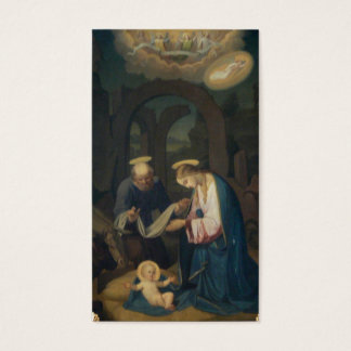 Holy Cards (Scripture):  Birth of Christ