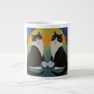 HOLY CATS! 20 OZ LARGE CERAMIC COFFEE MUG