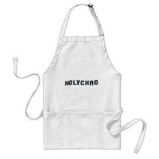 Holy Chao apron