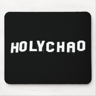Holy Chao black mousepad