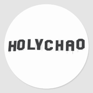 Holy Chao sticker