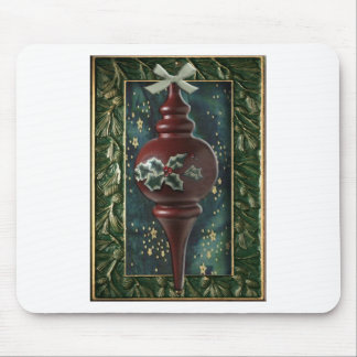 Holy Christmas Tree Ornament Mouse Pad