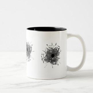 Holy Coffee Cup Two-Tone Coffee Mug