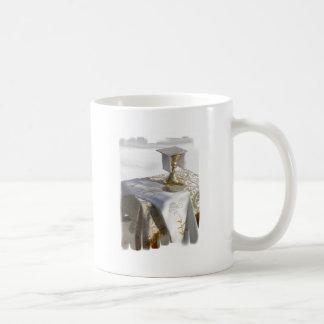 Holy Communion Classic White Coffee Mug